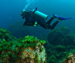 Подводные морские географические исследования